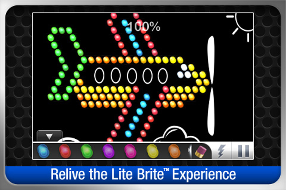 LITE-BRITE screenshot #1