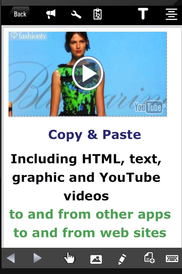 Blog Docs – Google Docsu2122 HTML Editor for WordPress Blogger Tumblr & Email IP Screenshot