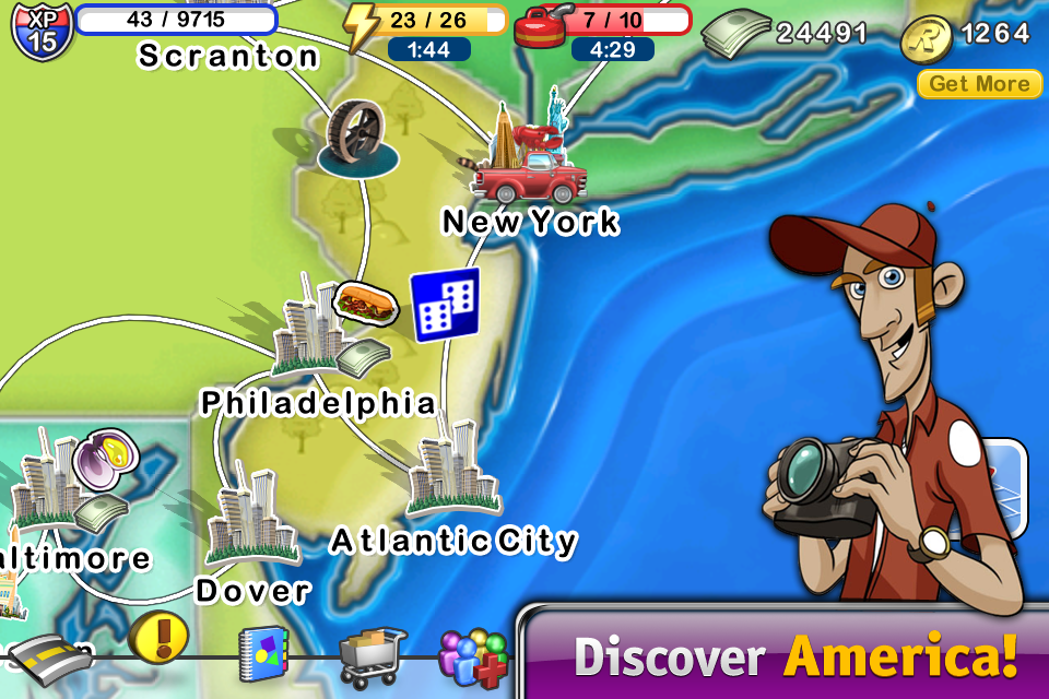 Road Trippin' screenshot 2