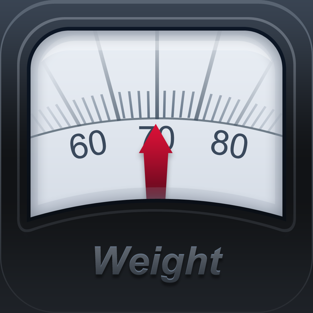 Weight Journal - Track and Monitor Your Weight and BMI in an Easy and Effective Way