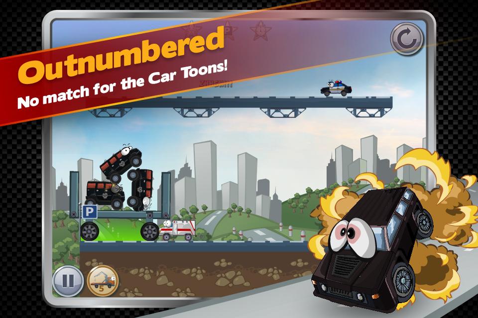 Car Toons! Driver License screenshot #5