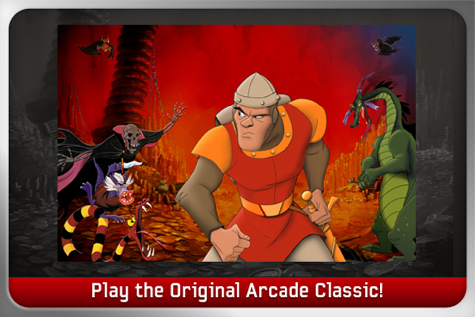 Dragon's Lair screenshot #1