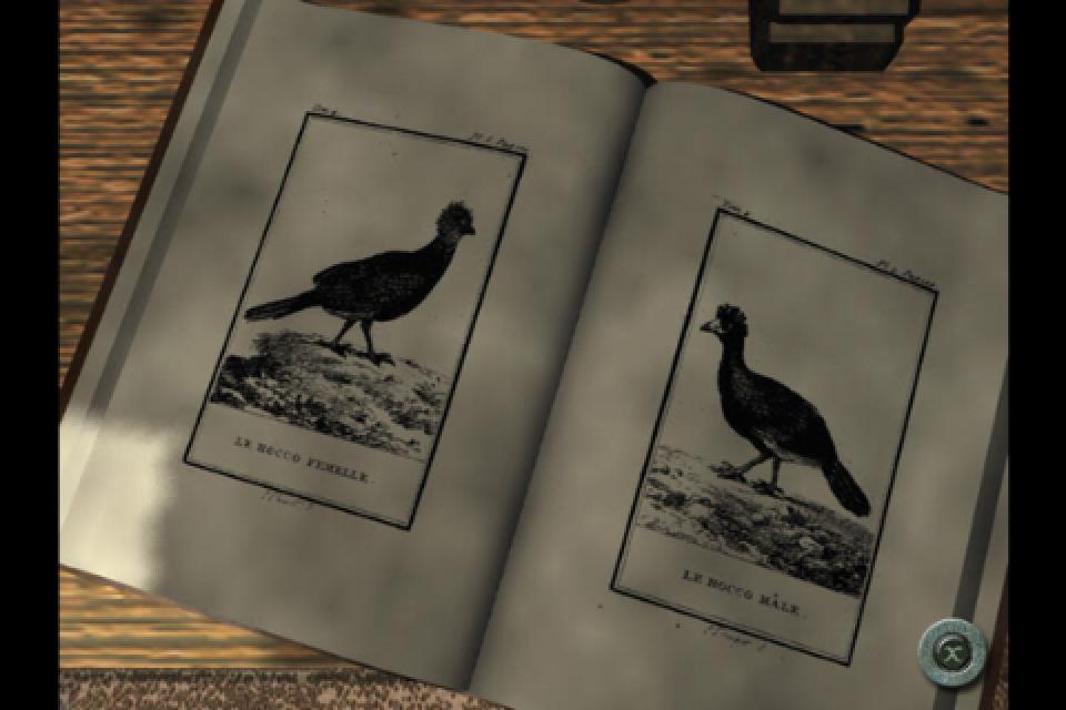 Amerzone: The Explorer's Legacy - Part 1 screenshot 3