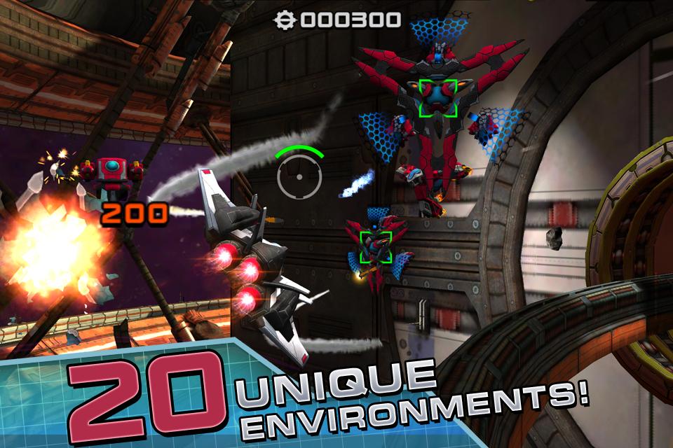 ARC Squadron Lite screenshot #4