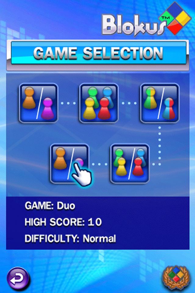 Blokus ™ screenshot 5