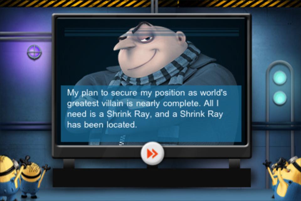Despicable Me: Minion Mania screenshot #4