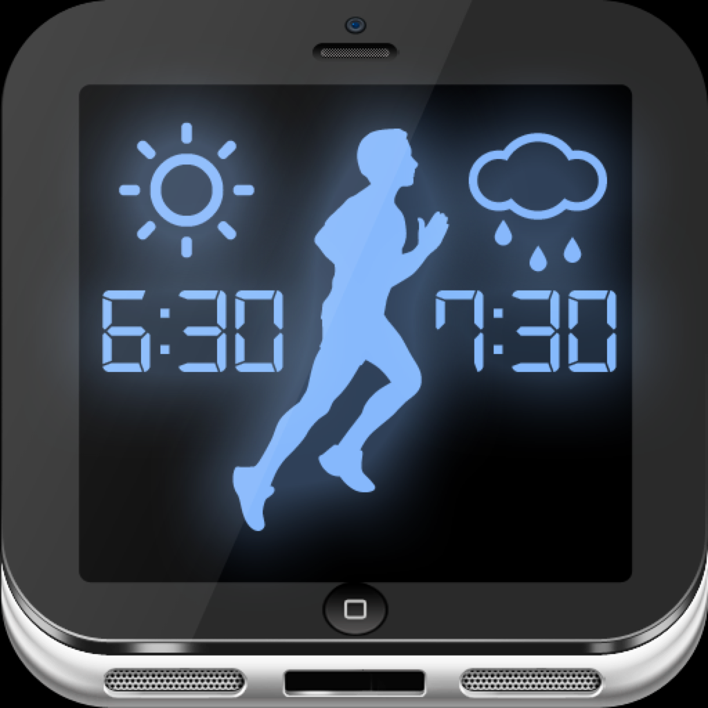 iRun Weather Alarm Clock