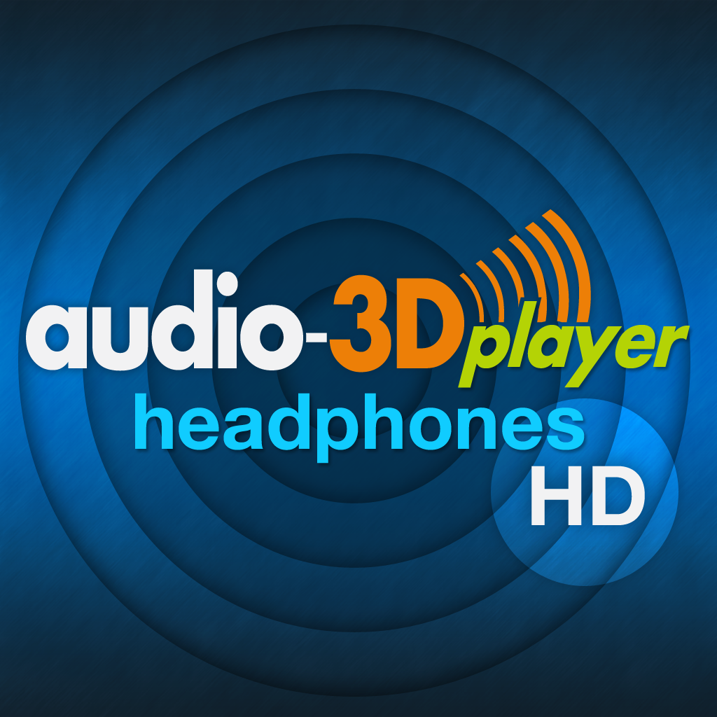Audio-3D Player HD