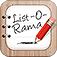 List-0-Rama Icon