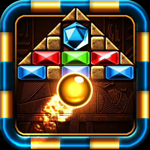 Blocks of Pyramid Breaker