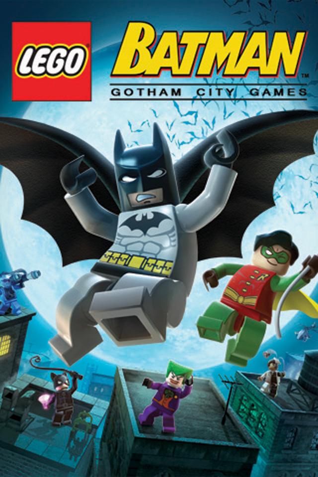 LEGO Batman: Gotham City Games Lite screenshot #1