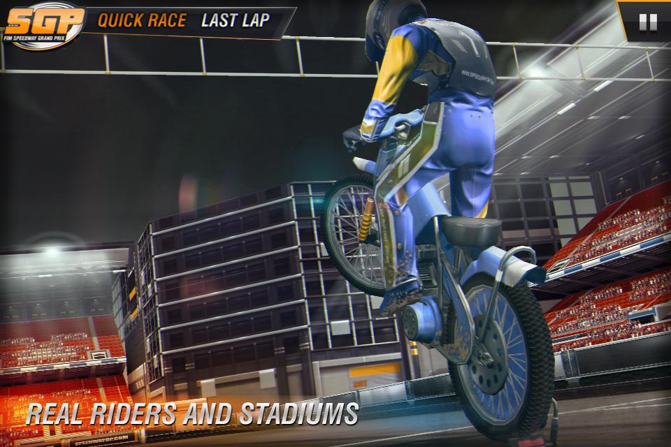 Speedway GP 2011 screenshot #2