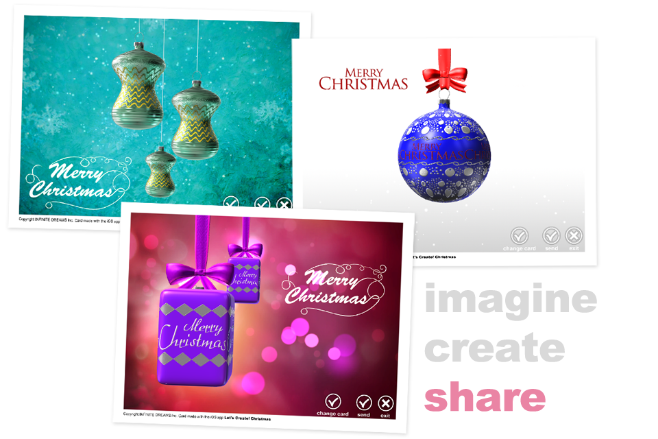 Let's Create! Christmas screenshot #2
