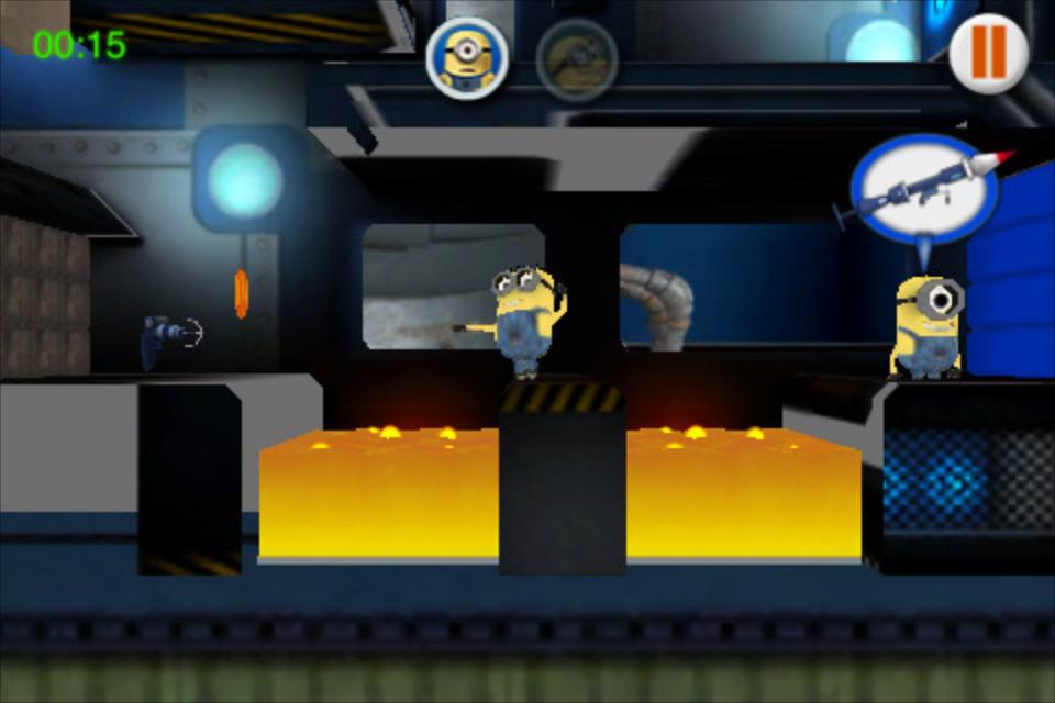 Despicable Me: Minion Mania screenshot #2