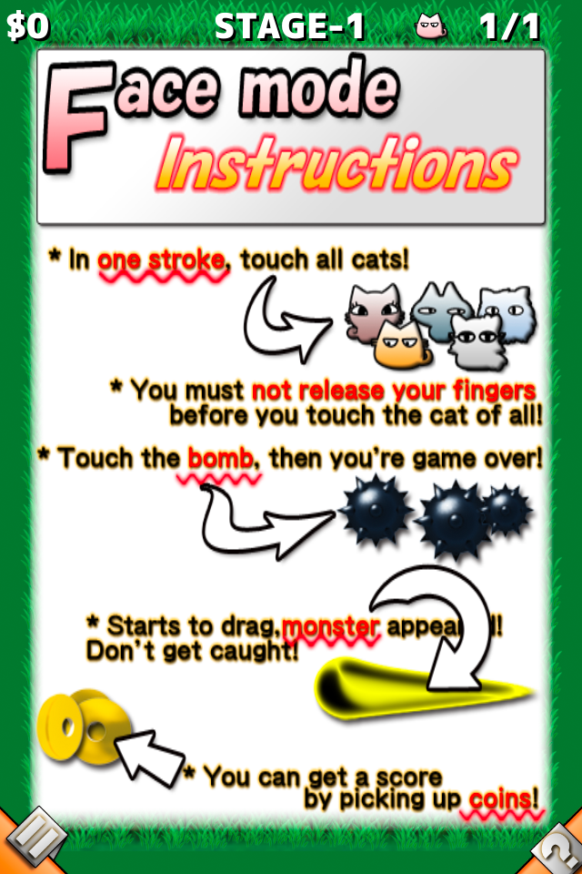BOOM! Cat Sweeper FREE Screenshot