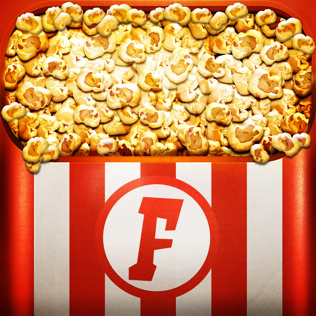 Flickd Movies with Netflix icon