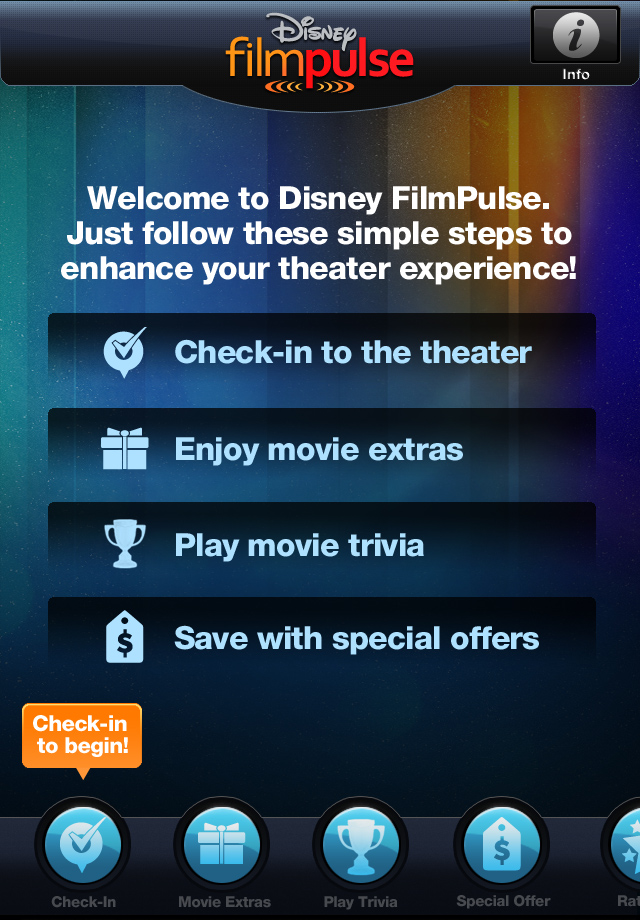 Disney FilmPulse screenshot #1