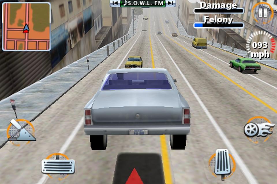 Driver™ - FREE screenshot 4