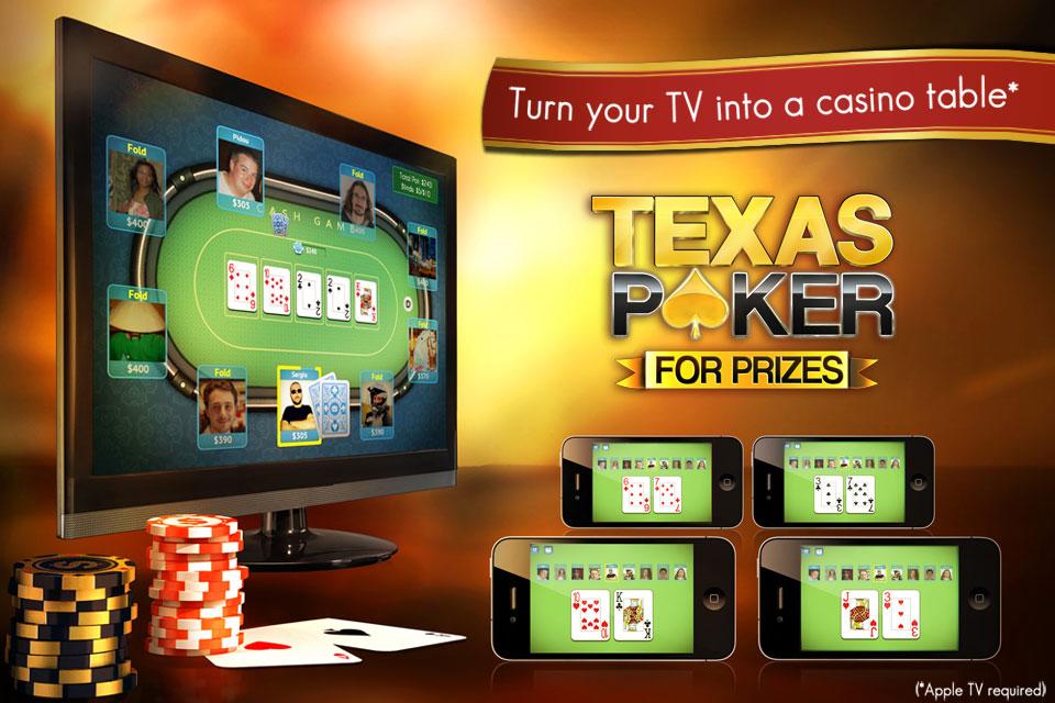 Texas Poker For Prizes - Online Hold'em Action screenshot #3