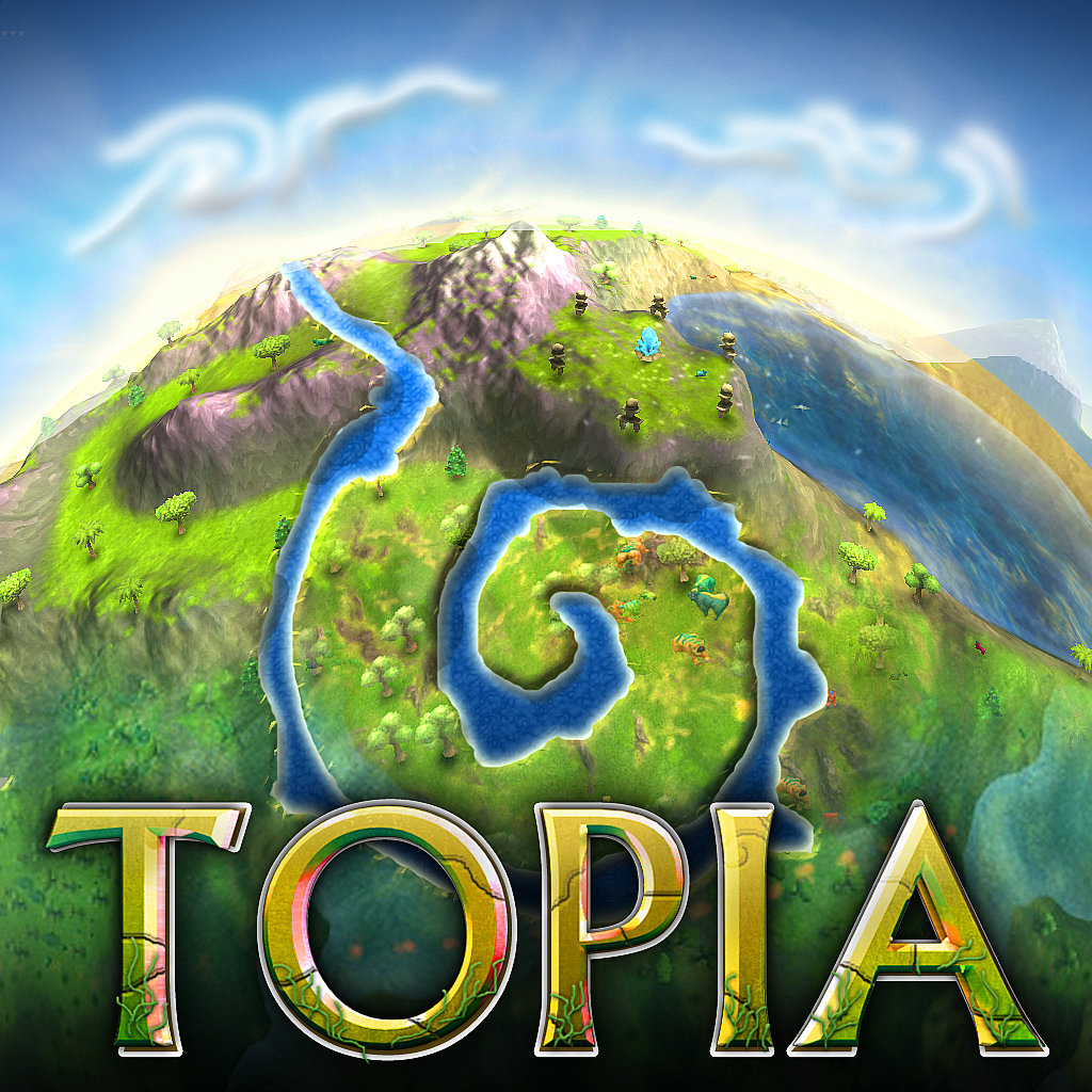 Build Your Own Natural Paradise With Topia World Builder