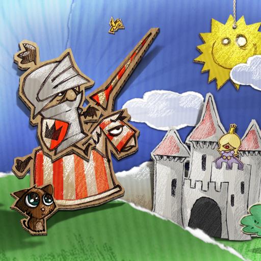 Cardboard Castle HD FREE