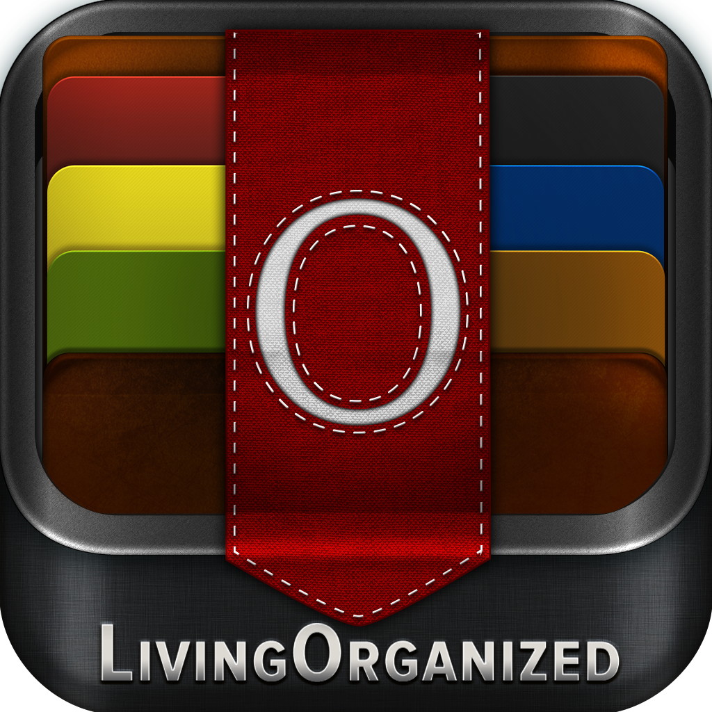 LivingOrganized - Personal Organizer with Selective Sharing
