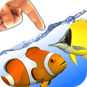 Fish Fingers! 3D Interactive Aquarium