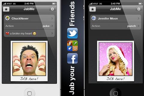 JabMe screenshot 1
