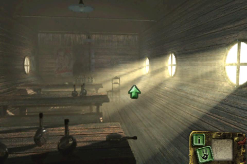 Amerzone: The Explorer's Legacy - Part 2 screenshot 3