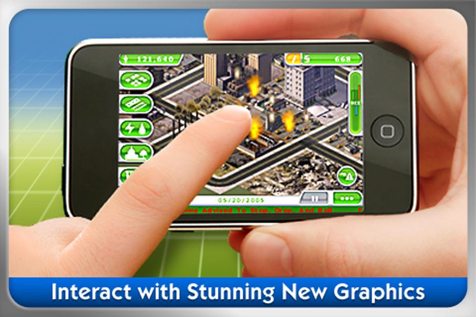 SimCity™ Deluxe FREE screenshot 3