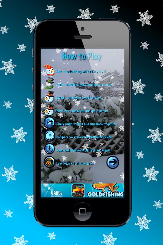 Smash'em Snow Screenshot