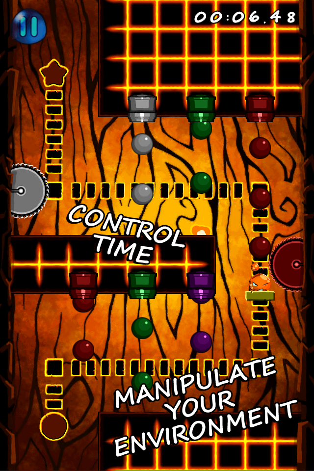 Squirmee and the Puzzling Tree Screenshot
