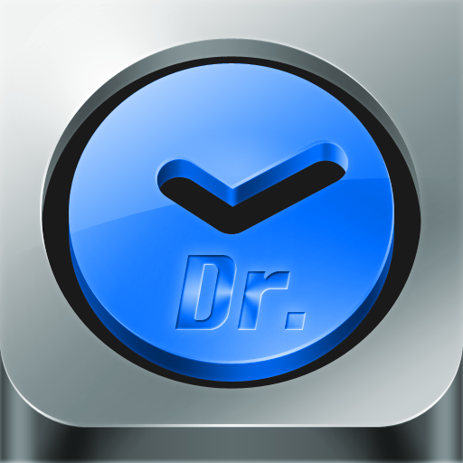 Dr. Clock - Alarm, Radio, Digital/Flip/Quartz & Sleep Timer