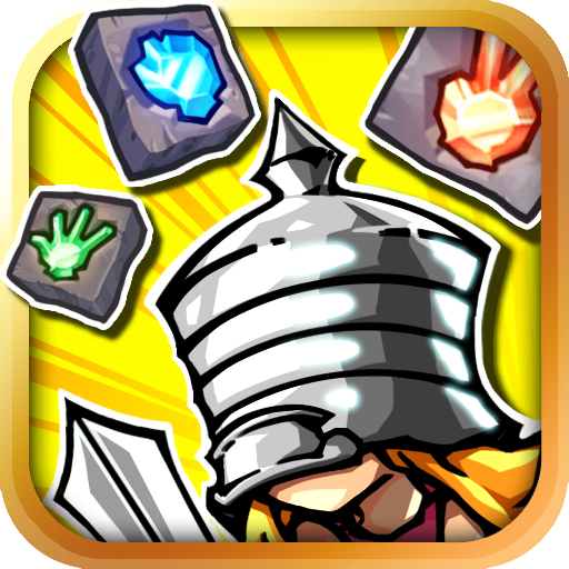 Dungeon Block: Girl Rescues Knight!
