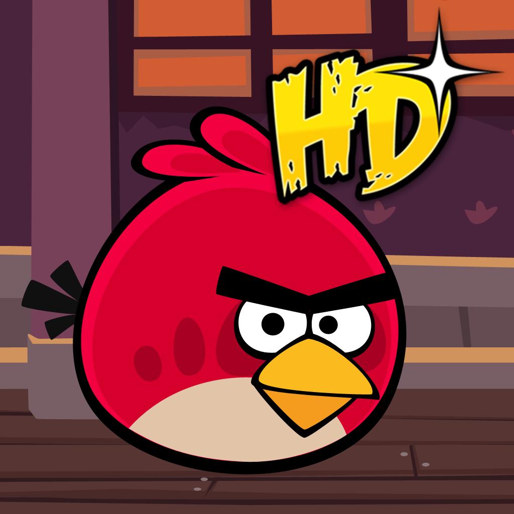 Angry Birds Seasons HD