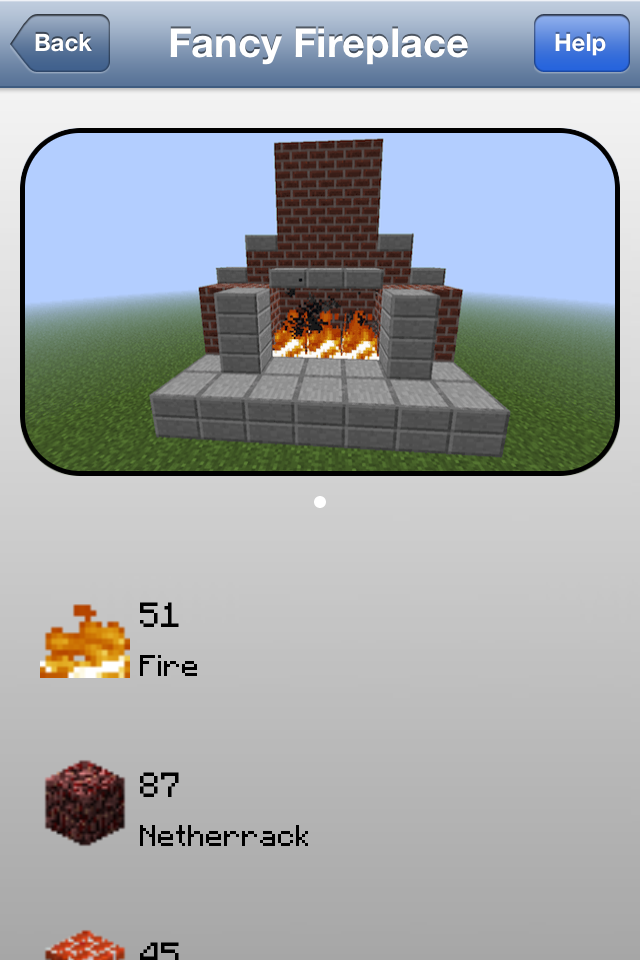 Skin Stealer and Furniture for Minecraft Game | iPhone