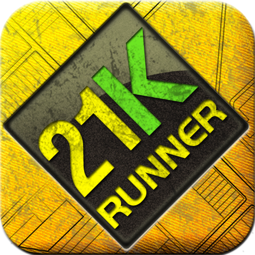 21K Runner: Half marathon run trainer