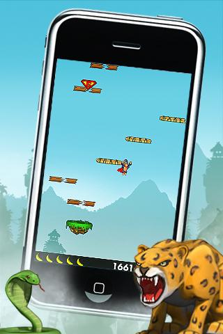 Gorilla Jump Screenshot
