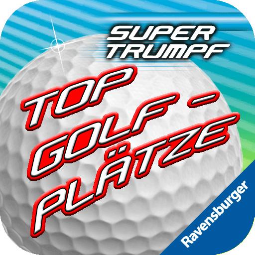 Supertrumpf - Top Golfplätze