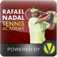 Welcome to the Rafael Nadal Tennis Academy app, powered by Vstrator