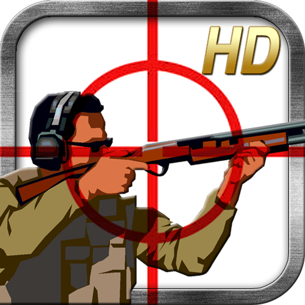 ?Clay pigeon shooting HD