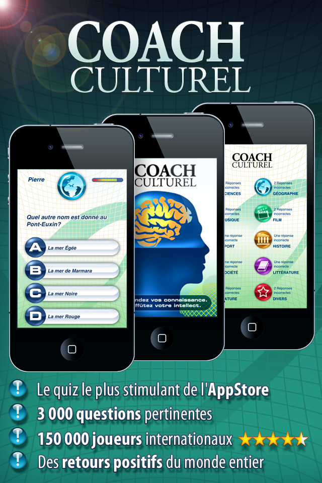 Coach Culturel Pro: Quiz screenshot 1