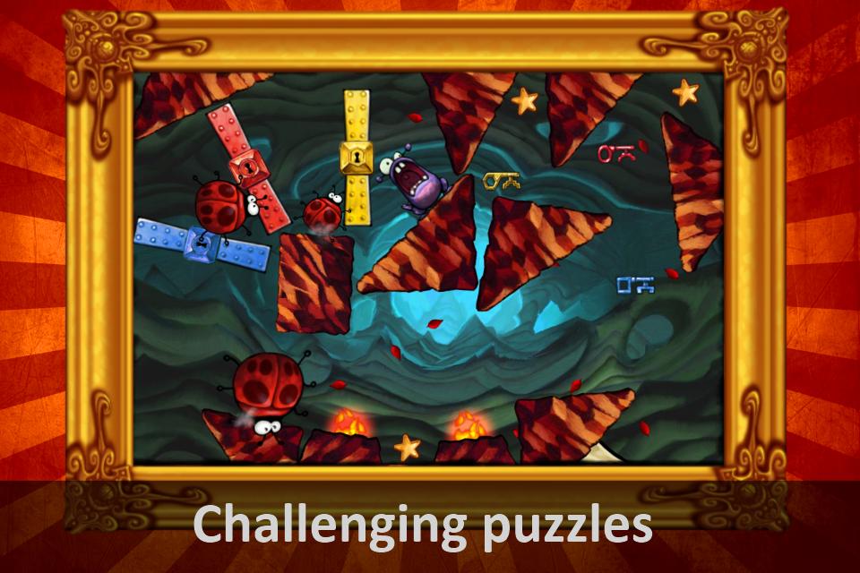 Monstaaa! screenshot 3