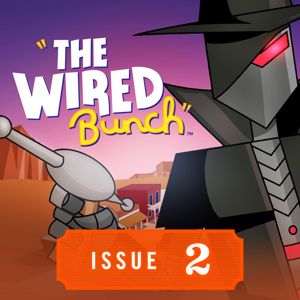 The Wired Bunch 2: Interactive Children's Storybook
