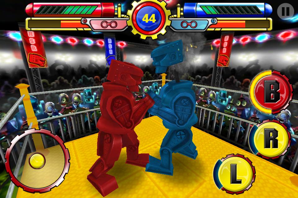 Rock 'em Sock 'em Robots™ screenshot 2