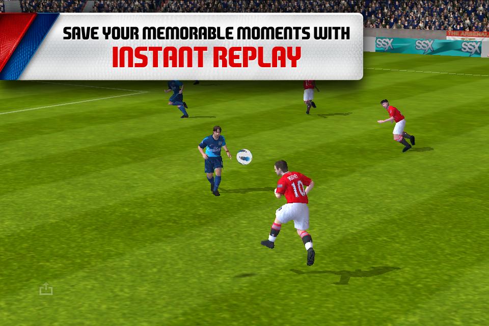 FIFA 12 by EA SPORTS screenshot #3