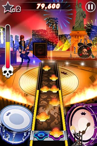 Guitar Rock Tour 2 FREE! screenshot #2