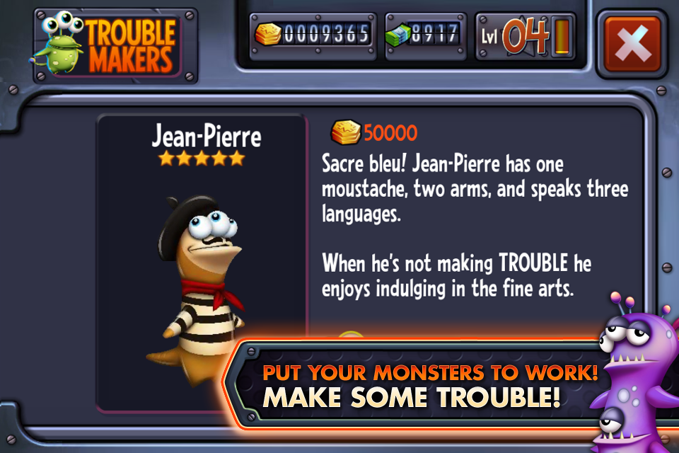 Trouble Makers screenshot #4