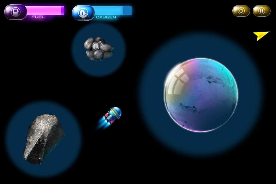 Spaced Away Slim screenshot 3