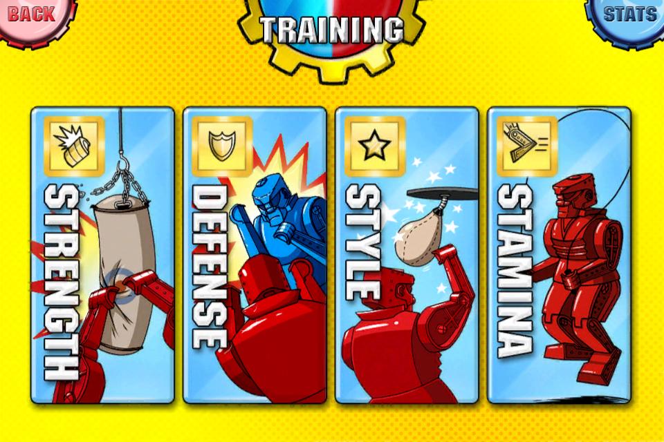 Rock 'em Sock 'em Robots™ screenshot 5